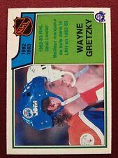 1983 83-84 O-Pee-Chee OPC #215 Wayne Gretzky LL NM/ NMMT