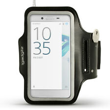 Running Jogging Sports Armband for Sony Xperia XZ XZ1 F8331 F8332 Fitness Gym