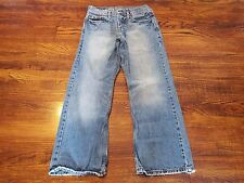 American Eagle Men's Jeans Boot Cut 28 x 27.5 Zipper Fly