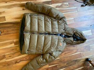 First Lite Chamberlain Jacket XL Dry Earth