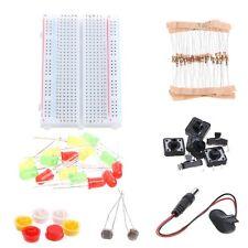 Starter Kit UNO R3 Mini Breadboard LED Jumper Wire Button For Arduino