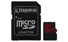 Kingston microSDHC 100r/70w U3 Uhs-i V30 A1 Card SD ADP 32GB