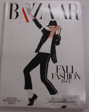 Harper's Bazaar Magazine Agyness Pretty Young Thing September 2009 123014R2