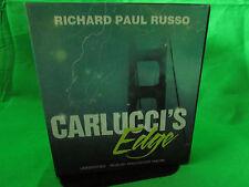 Carlucci's Edge 2 by Richard Paul Russo (2013, CD, Unabridged)