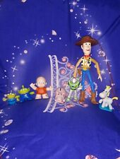 "Toy Story 3 Figures PVC LOT Mattel 3"" LOT Woody Baby Aliens Buttercup Unicorn"