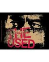 THE USED Face Logo Sticker NEW OFFICIAL MERCHANDISE RARE