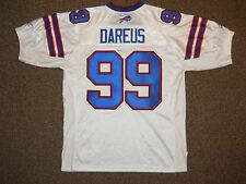 Marcell Dareus Buffalo Bills White Authentic Jersey Reebok sz 50 New Mens