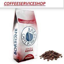 12 kg Grani caffe' borbone Miscela Red Rossa -100% Vero Espresso Napoletano