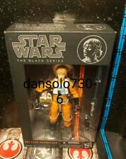 "Star Wars Black Series 6""  LUKE SKYWALKER #01"