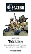 Bolt Action BNIB Soviet Tank Riders WGB-RI-40