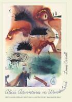 Alice's Adventures in Wonderland by Lewis Carroll, Salvador Dalí (illustrator)