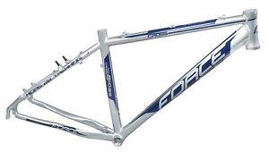 Force Midas Trekking cross Aluminium Frame 44cm Silver - Blue Gloss New