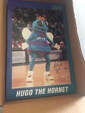 Log Of 389 Charlotte Hornets Sting Hugo Poster Promo Item