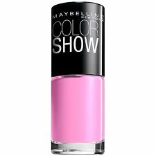 Maybelline Color Show Nail Lacquer Polish CHIFFON CHIC 160 BUY 2 GET 1 FREE