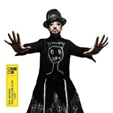 1-CD BOY GEORGE & CULTURE CLUB - LIFE (DIGIPACK) (2018) (CONDITION: NEW)