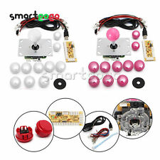 Game DIY Arcade Joystick Kits With Buttons + +USB Encoder Kit + Cables BSG