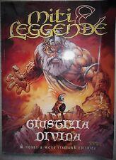 MITI E LEGGENDE - GIUSTIZIA DIVINA - HOBBY & WORK 1999