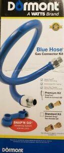 "Dormont - 1675KIT36  3/4"" x 36""  Premium Gas Hose Kit"