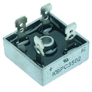 KBPC3502 Bridge Rectifier Diode 35A 200V