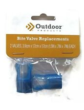 Outdoor Products Cyclone Bladder Replacement Bite Valve 2 Ct New
