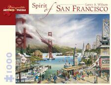 Pomegranate Jigsaw - Spirit of San Francisco by Wilson (1000 pieces)