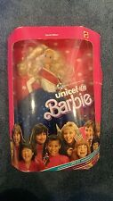 NEW UNICEF 1989 Barbie Doll #1920 NFRB