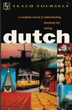 Teach Yourself Dutch (TYL) by Gilbert, Lesley Paperback Book The Cheap Fast Free