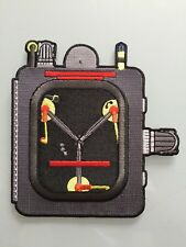 Back to the Future 'Flux Capacitor' Patch (Embroidered Version)