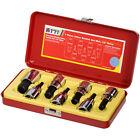 TTI 1/2 INCH DRIVE METRIC INHEX SOCKET SET INH7M 7Pcs, 6, 7, 8, 10, 12,14 & 17mm