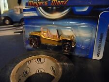 HOT WHEELS / HW  vw  #139   >MEYER  manx   / BPW/  mags /  60's   STYLE..!   #2