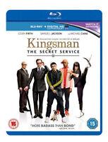Kingsman - The Segreto Servizio Blu-Ray Nuovo (6221107001)