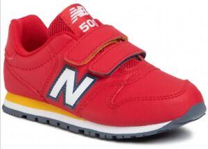 Scarpe da bambino rossa New Balance   Acquisti Online su eBay