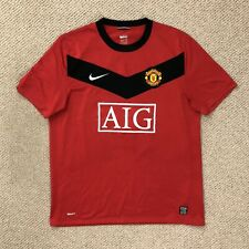 Manchester United Rooney 10 Home Nike Football Shirt (L) 2009/10