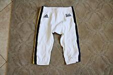 Zach Vinci UCLA Bruins game used pants Adidas size XL