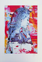 Grafica d'autore firmata a mano Stefano Fiore - Serigrafia Stampa Litografia