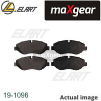 DISC BRAKE PADS SET  FOR IVECO DAILY IV BUS F1AE0481HA F1CE0441A MAXGEAR