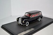 Mercedes-Benz 300C W186 «Binz» Wagon 1/43 Matrix NEW