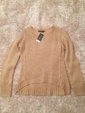 BNWT Dorothy Perkins Knitted Slouch Jumper Size Small