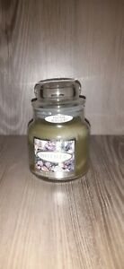"""Yankee Candle Company """"MOTHER"""" FLORAL BOUQUET Fragrance 3.7 Oz  SMALL Jar Candle"""