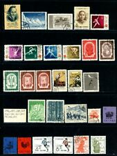 China outstanding selection of 40 Used stamps - Nice - Cv=$38.00