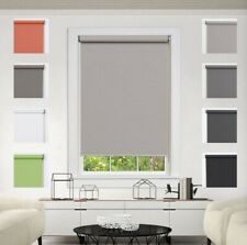 100% Blackout Roller Blinds TOP Quality Curtain Full Shading UV Block AU Stock