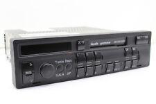 Original Audi Gamma CC Kassettenradio 7 646 245 380 Blaupunkt Autoradio RDS DX