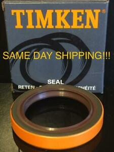 Timken 9845 Front Crankshaft Seal - SAME DAY SHIPPING !!!