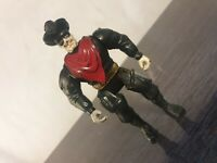 Vintage Bootleg Zorro Action Figure Knock Off Rare