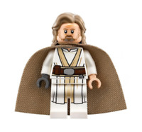 Lego Luke Skywalker 75200 Old Episode 8 Star Wars Minifigure