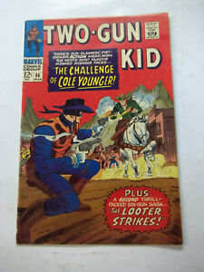 TWO-GUN KID  #86  (1967)  4.0 VG