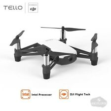 DJI Tello Mini Drone 720P HD Transmission Camera APP Remote Control Folding Toy