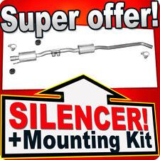 Middle Silencer ROVER 75 2.0 V6 2.5 V6 SALOON 1999-2005 Exhaust Box DEX