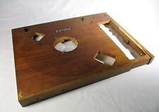 Marantz Original 6350 TURNTABLE BASE Walnuss Restaurierung Stück VG +++ Zustand