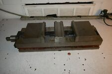 6 Chick Double Dual Lock Vise